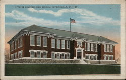 Attucks Colored High School