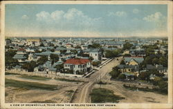 A View of Brownsville, Texas