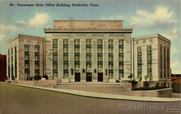 Tennessee State Office Building Nashville