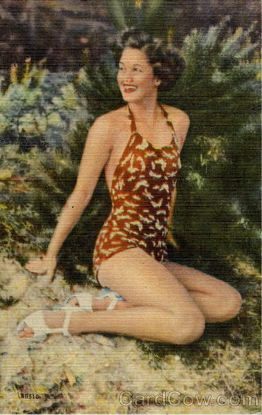 Pinnup Swimsuits & Pinup