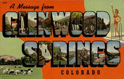 A Message From Glenwood Springs
