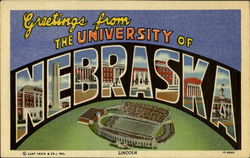 Greetings From The University Of Nebraska