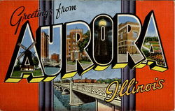 Greetings From Aurora