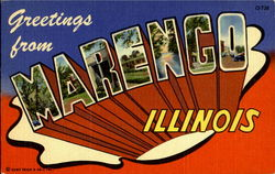 Greetings From Marengo