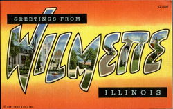 Greetings From Wilmette