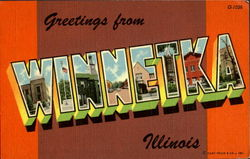 Greetings From Winnetka