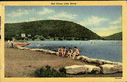 Red House Lake Beach