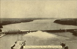 General View Of Conowingo Dam