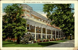 The Indian Queen Hotel
