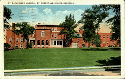 St. Catherine's Hospital, 811 Forest Ave.