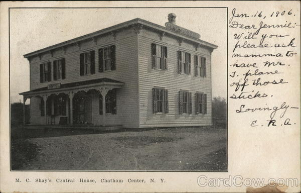 M.C. Shay's Central House Chatham Center New York