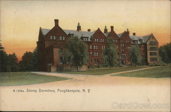 Strong Dormitory Poughkeepsie New York