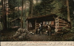 "An Open ""Camp"" in the Adirondacks"