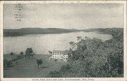 Green Pond Hotel and Lake