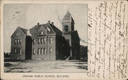 Graham Public School Building