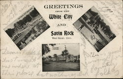 Greetings from the White City and Savin Rock