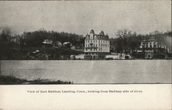 View of East Haddam Landing