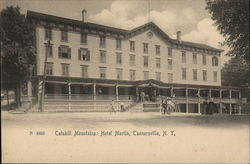 Catskill Mountains: Hotel Martin
