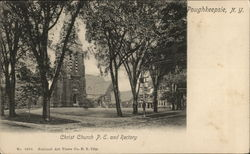 Christ Church P.E. and Rectory