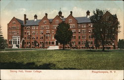 Strong Hall, Vassar College