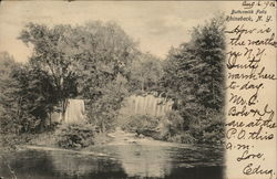 Buttermilk Falls Postcard