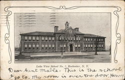 Lake View School No. 7