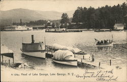 Head of Lake George