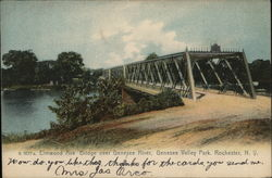 Elmwood Ave. Bridge over Genesee River, Genesee Valley Park