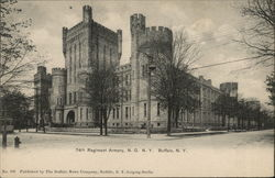 74th Regiment Armory, NGNY