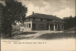 Alpha Delta Phi Fraternity Lodge