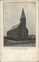 German Lutheran Church, Sycamore Avenue