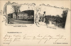 Union School Building and The Judd Bridge