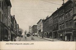 Main Street, looking North