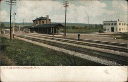 R.R. Station