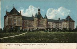 St. Joseph's Seminary, Dunwoodie Heights, Yonkers, N.Y.