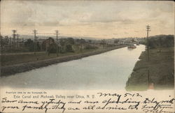 Erie Canal and Mohawk Valley