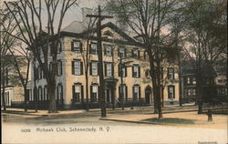 Mohawk Club Postcard