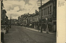 Lower State Street Postcard