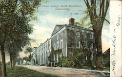 Union College, South Dormitories Postcard