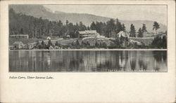 Indian Carry, Upper Saranac Lake