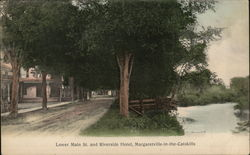 Lower Main St. and Riverside Hotel