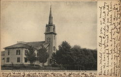 Presbyterian Church and Parsonage