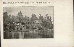 Office, Boat House, Staake Cottage, Camp Crag