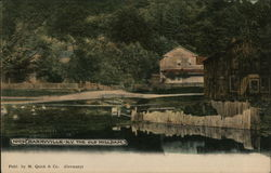 The Old Mill Dam