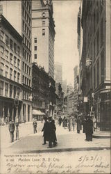 View of Maiden Lane