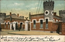 Entrance to Brooklyn Navy Yard, Brooklyn, N.Y.