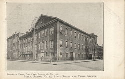 Public School No. 15, State Street and Third Avenue