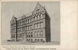 Public School No. 83, Bergen Street and Schenectady Avenue