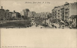 Mulberry Bend Park