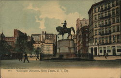 Washington Monument, Union Square